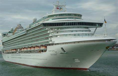 Ship Ventura by Ventura Itinerary Schedule Current Position Cruisemapper