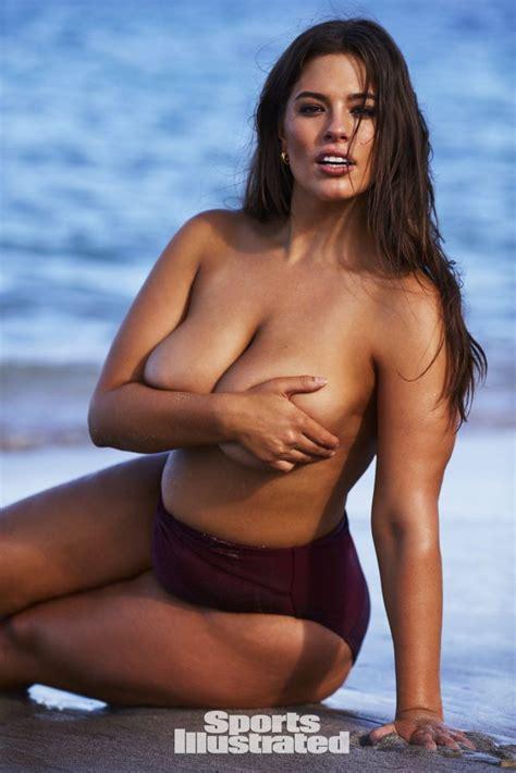 Ashley Graham – 2018 Sports Illustrated Swimsuit Issue