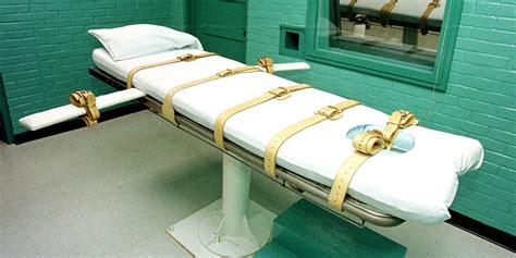 peine de mort usa chaise electrique peine de mort aux états unis une nouvelle exécution ratée