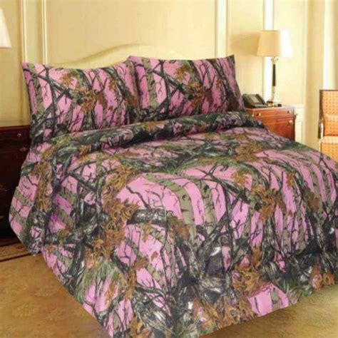 Pink Camouflage Bedding by Pink Camo Bedding Ebay