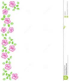Wedding Roses Borders Clip Art