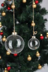 popular clear glass christmas ornament buy cheap clear glass christmas ornament lots from china