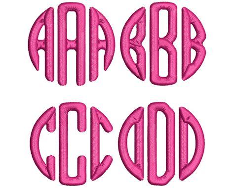 monogram mm font  wilcomembroideryfontscom