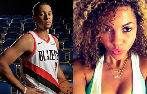 seth curry  engaged   rivers daughter callie