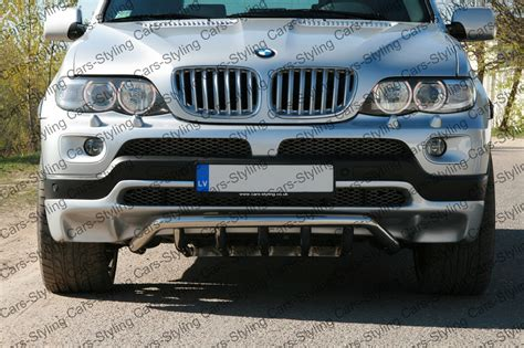 bmw x5 e53 4 8is style