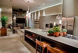20 Cozinhas Modernas e Sofisticadas Inspire se! DecorSalteado