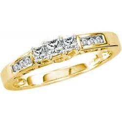 14k yellow gold engagement rings 39 s white 0 25ctw 14k yellow gold engagement ring gnd22107