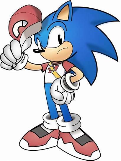 Sonic Hedgehog Classic Older Version Deviantart Clipart
