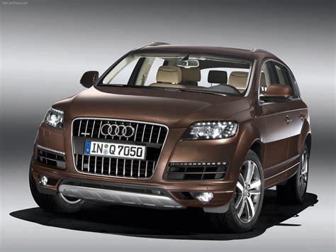Audi Q7 Photo by Audi Q7 Picture 63540 Audi Photo Gallery Carsbase