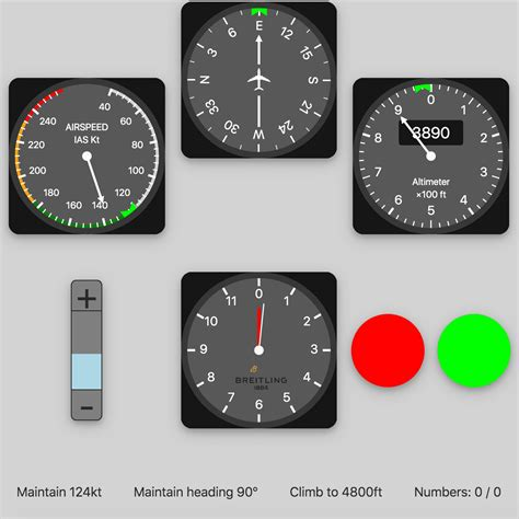 mic coordination dlr monitoring instrument example