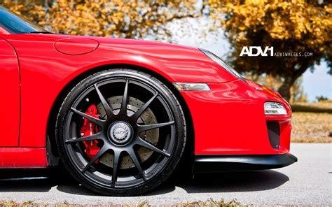 Porsche Gt3 Centerlock Adv1 2 Wallpaper Hd Car Wallpapers