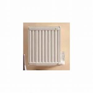 Carte Electronique Thermostat Radiateur : radiateur lectrique 300w fluide caloporteur blanc ~ Edinachiropracticcenter.com Idées de Décoration