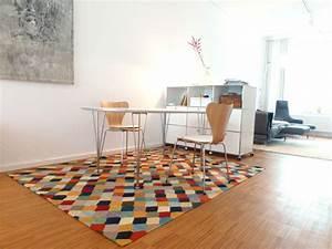Teppich Für Essbereich : kelim im essbereich modern esszimmer berlin von ~ Michelbontemps.com Haus und Dekorationen