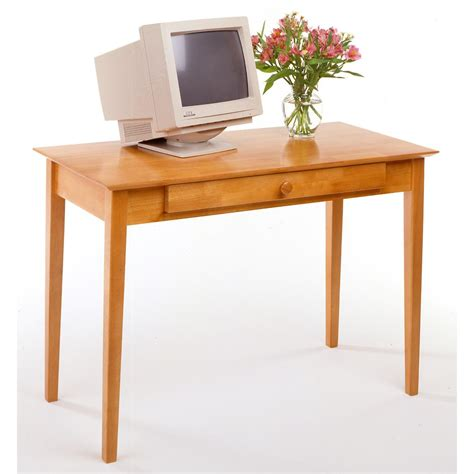 Winsome 42 Quot Wide Honey Finished Home Office Computer
