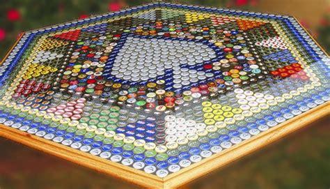 beer cap table epoxy bar table top epoxy commercial grade bartop epoxy