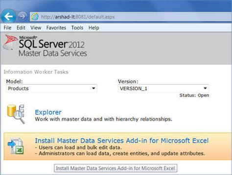 Excel Addin For Sql Server 2012 Master Data Services  Part 1. Culinary Institute St Helena. Maryland Online College Sewer Drain Clog Cost. Ira Retirement Account Site Uptime Monitoring. What Happens If Your Pancreas Fails. Cheap Flights From Quebec City To New York. Barcode Scanner Usb Wireless. Password Manager Cross Platform. Garage Door Services Okc Online Ad Placement