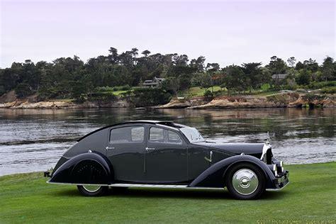 1934→1935 Voisin C25 Aérodyne Supercarsnet