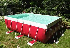 Piscine Tubulaire Hors Sol : piscine hors sol tubulaire le bon compromis ~ Melissatoandfro.com Idées de Décoration