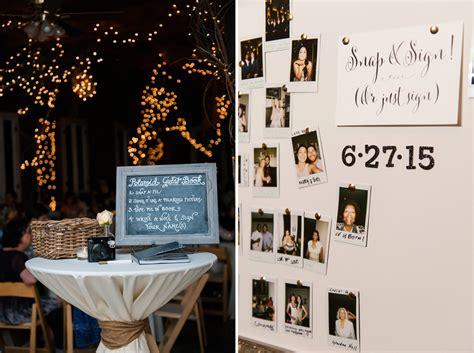 instax polaroid wedding guest books charlotte nc