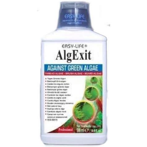 easy alg exit green algae aquarium treatment discount leisure products