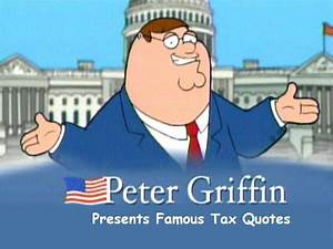 TAX FACTS: Pete... Peter Griffin Exercise Quotes