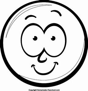 And Smiley Black Faces Whitesilly Clipart - Clipart Suggest