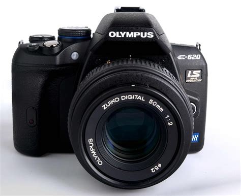 dslr or slr olympus e 620 dslr digital slr review