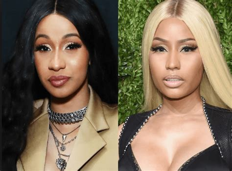 What Plastic Surgery Has Cardi B Gotten? How many ...