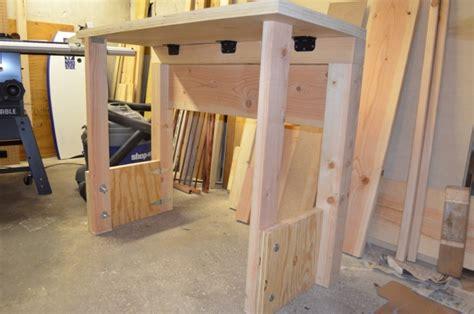 folding workbench woodworking talk woodworkers forum