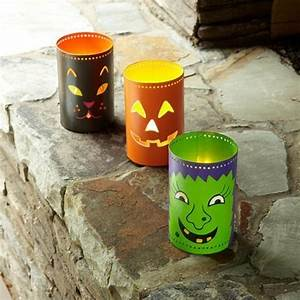 Recycled Halloween Crafts – 17 Old Tin Cans Decorations