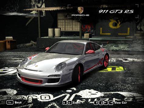porsche nfs need for speed most wanted porsche 911gt3rs 2010 nfscars
