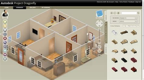 Online D Home Design Software From Autodesk-create