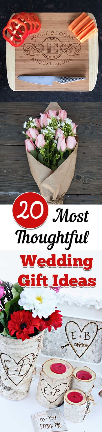 20 Most Thoughtful Wedding Gift Ideas My List of Lists