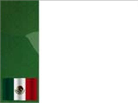 mexico flag 01 powerpoint templates mexico powerpoint template