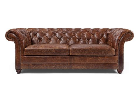 items canape canapé chesterfield en cuir westminster