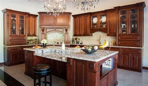 mahogany kitchen island scottsdale kitchen remodeling mahogany cabinets granite 3962