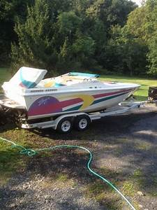 Baja Outlaw 24 1993 For Sale For  5 000