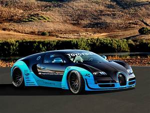 Bugatti Veyron Super Sport : flo rida has given his bugatti veyron the tron treatment ~ Medecine-chirurgie-esthetiques.com Avis de Voitures