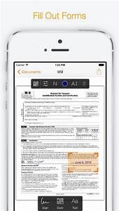 genius sign annotate pdf documents business productivity With sign documents iphone free