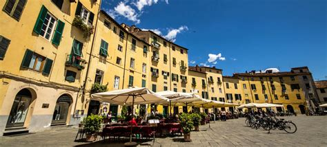 Tourist Information Lucca Italy for Cruisers