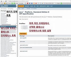 Java api 1 api java platform se for Java documents oracle