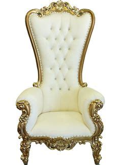 6 ft throne chair baroque wedding groom