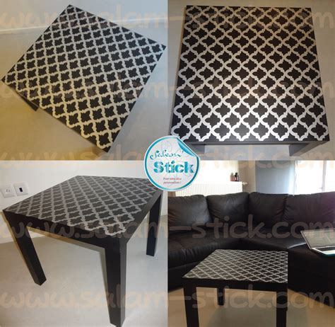 Customiser Une Table Basse Comment Customiser Une Table Ikea