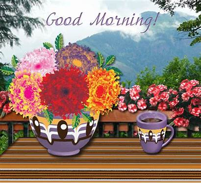 Morning Lovely Greetings Gifs Greeting Cards Card