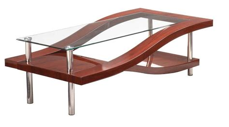 Colorful Sectional Sofas by Mahogany And Chrome Coffee Table Two Color Options San