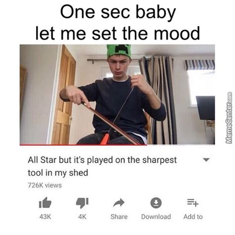 100 sharpest tool in the shed meme smash mouth we