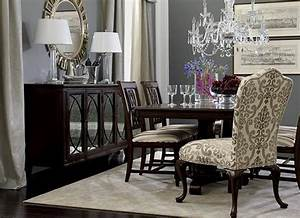 ethan allen dining room sets marceladickcom With dining chairs in living room