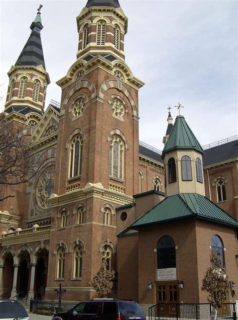 St Mary Roman Catholic Church Detroit Wikipedia