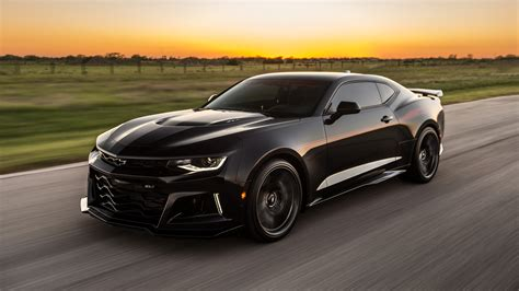 Camaro Wallpaper by Hennessey Chevrolet Camaro Zl1 Hpe1000 The Exorcist