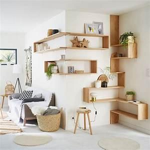 Bibliothèque Murale Design : d co salon inspiration pour une biblioth que murale design leading ~ Teatrodelosmanantiales.com Idées de Décoration